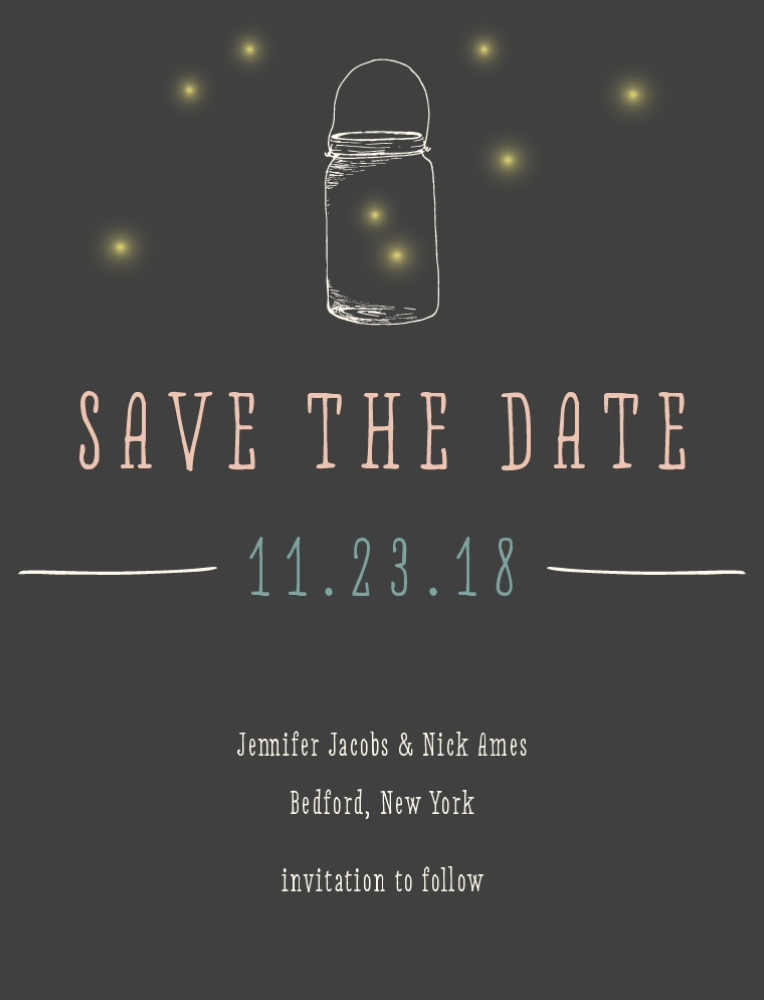 mason jar wedding invitations that work for you basic invite